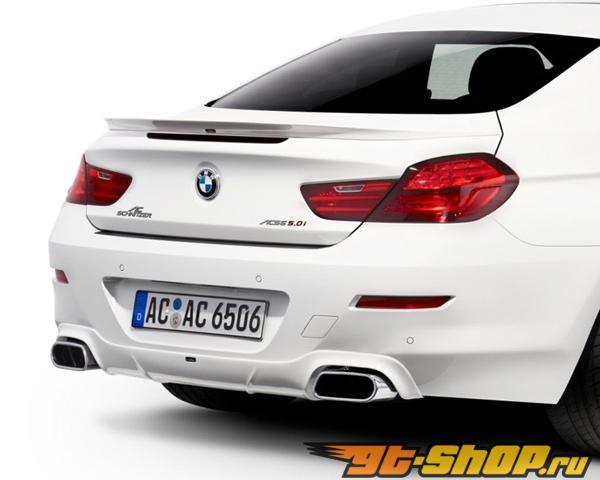 AC Schnitzer задний Спойлер BMW 6-Series Coupe F12 12-15