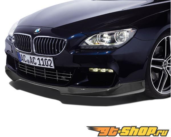 AC Schnitzer Карбон передний  Спойлер BMW 6-Series F12|F13|F06 with M-Technik Aero 12-15