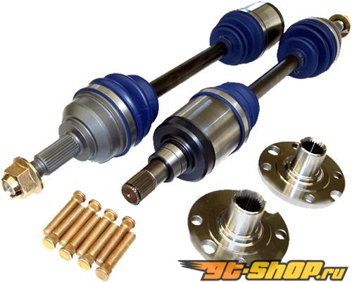 Driveshaft Shop 600HP Axle | Hub комплект Level 3.9 Acura Integra 86-89