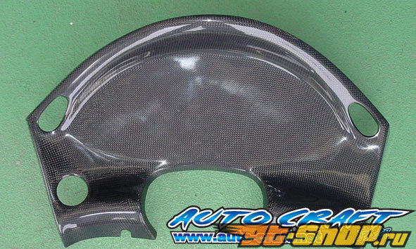 Auto Craft Meter Cover | Meter капот 01 - Карбон Mazda RX-7 FD3S 93-02