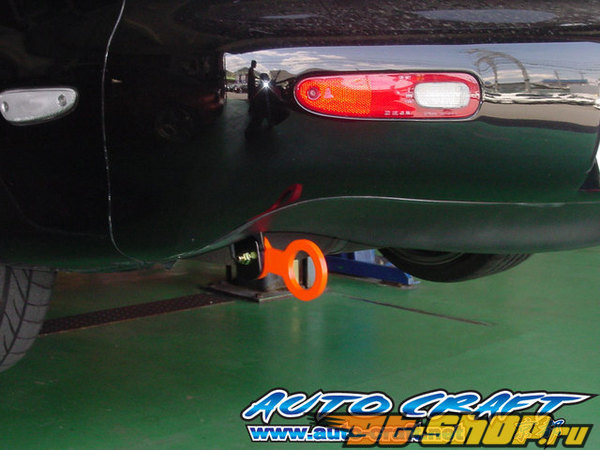 Auto Craft Tow Hook 01 Type B Mazda RX-7 FD3S 93-02