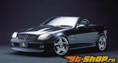 Auto Couture Передняя губа 01 Mercedes-Benz SLK R170 97-04