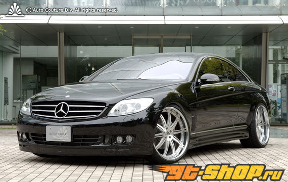 Auto Couture передний  крылья|exchange Type 01 Mercedes-Benz CL-Class W216 07-13