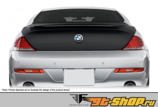 Aero Function AF-1 стандартный багажник Lid (CFP) BMW 6-Series 04-10
