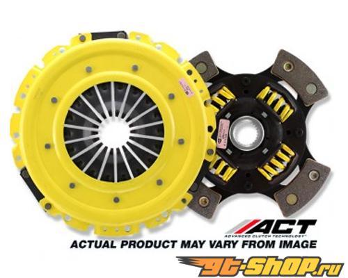 ACT XT|Race Sprung 4 Pad  Сцепление  комплект Acura Integra 1.8L 92-93