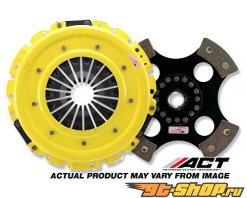 ACT MaXX|Race Rigid 4 Pad  Сцепление  комплект Honda CR-V 2.0L 98-01