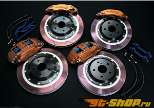 AimGain тормозной комплект|Set 01 Type B Lexus SC430 01-05
