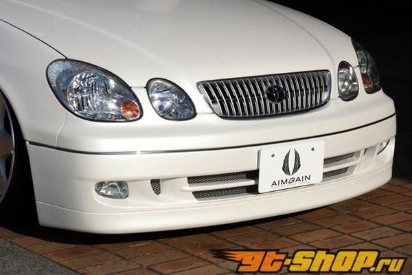 AimGain 16 передний  бампер 01 Lexus GS300 98-04