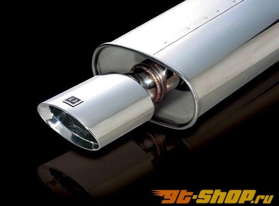AimGain 20 нержавеющий Muffler 02 Type D Lexus ES Series 96-01