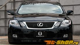 AimGain передний  бампер|Air duct 01 Lexus GS350 06-07