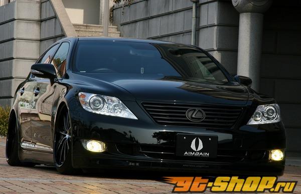 AimGain передний  бампер 02 Lexus LS Series 06-13