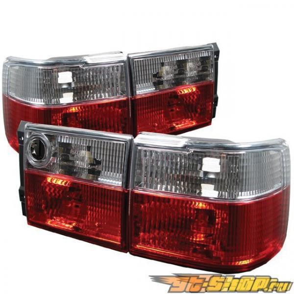 Задние фонари на Volkswagen Golf 93-98 Altezza Красный: Spec-D