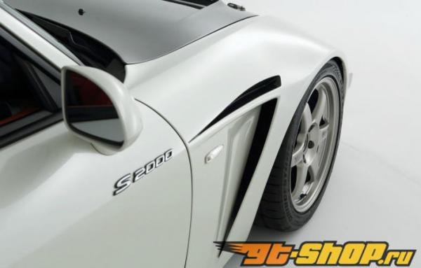 Amuse Legalo передний  крылья | Exchange FRP Honda S2000 00-09