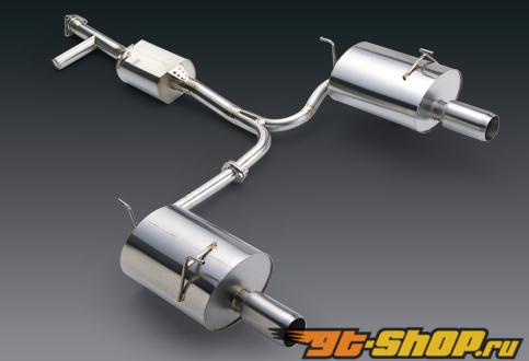Amuse R1 Titan Euro-W Титан выхлоп Honda S2000 00-09