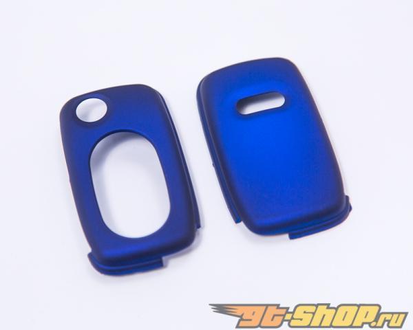 Agency Power Синий Hard Plastic Key FOB Protection Case Audi S6 B6 | B7 01-09