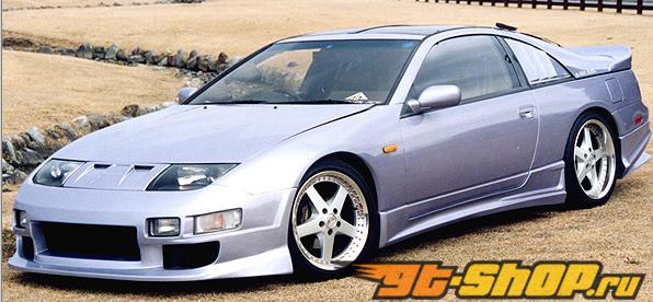 Aero Palece передний  решетка 01 Nissan 300ZX Z32 90-96