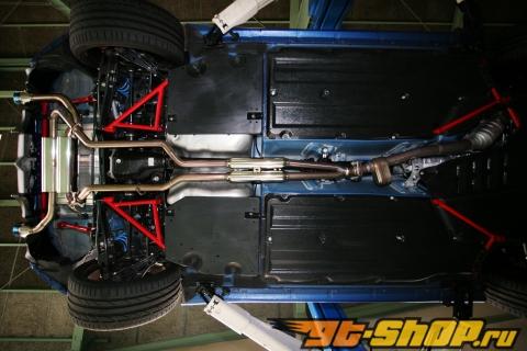 Agress выхлоп комплект 01 Subaru BRZ 13+