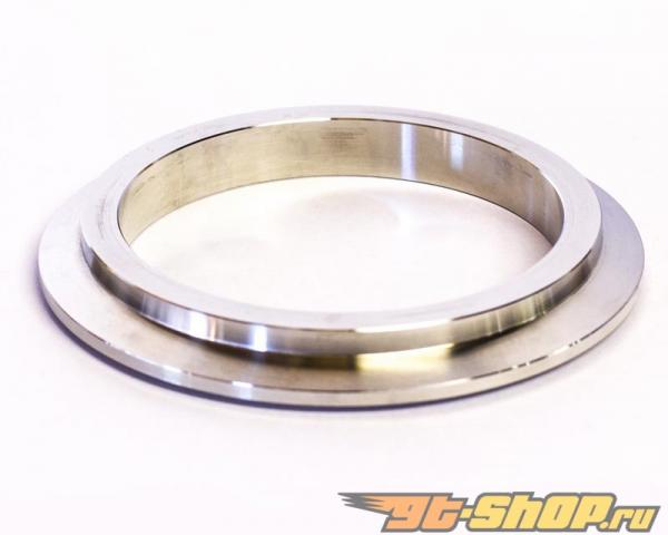 AR Design 304 нержавеющий Steel 3 inch Downpipe V-Band Flanges BMW F01 740i | Li седан N55 13-15