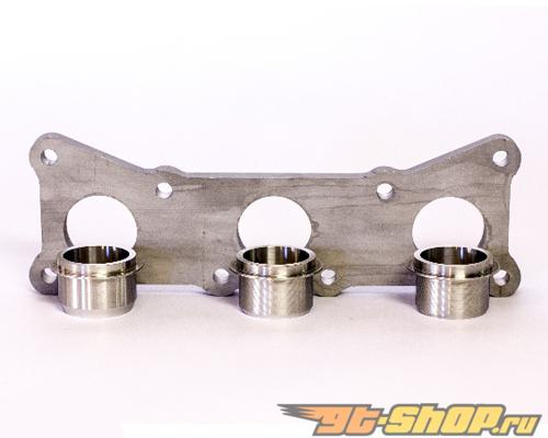 AR Design 304 нержавеющий Steel 0.5 inch передняя Flange Set BMW 7-Series N54 09-15
