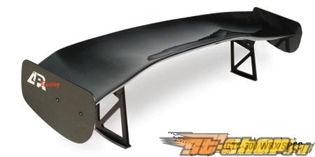 Карбоновый спойлер APR GTC-300 на Subaru Impreza WRX 02+