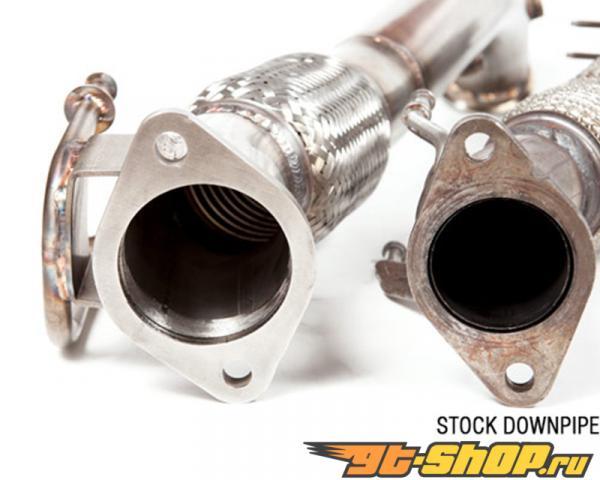 "ATP Turbo 3"" нержавеющий Downpipe Ford Focus ST 2.0L Turbo 13-14"