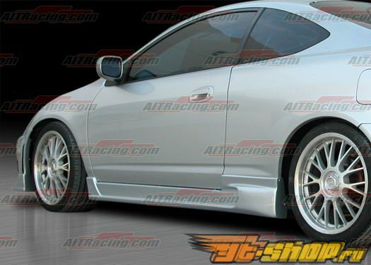 Пороги для Acura RSX 2002-2007 ING