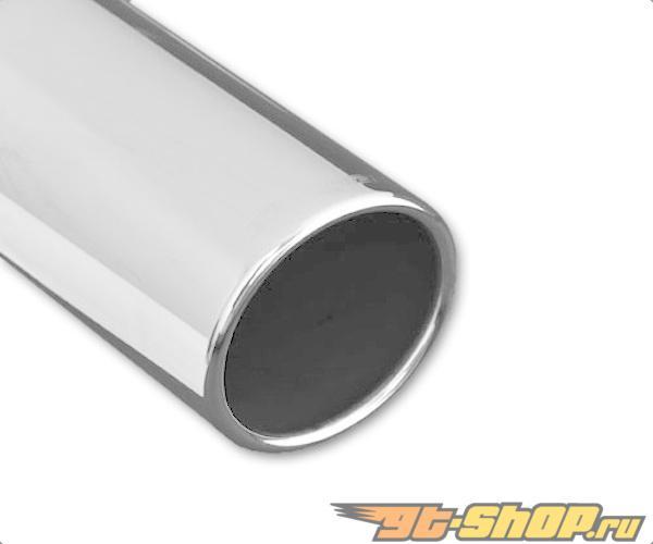 Eisenmann нержавеющий Steel Axleback выхлоп 2 x 102 mm Round Tips BMW 535i F07 | F10 11-15