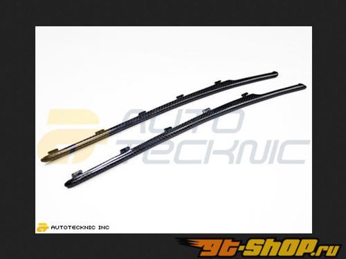 AutoTecknic Replacement Real Карбоновый крылья Slats BMW E63 Coupe | E64 Cabrio | 6 Series 04-11