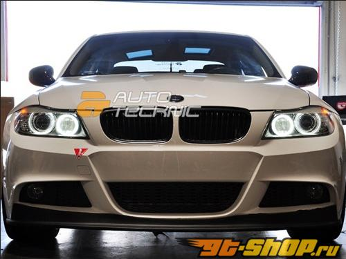 AutoTecknic H8 Led Angel Eyes Bulbs BMW 7 Series F01 | F02 07.07-11