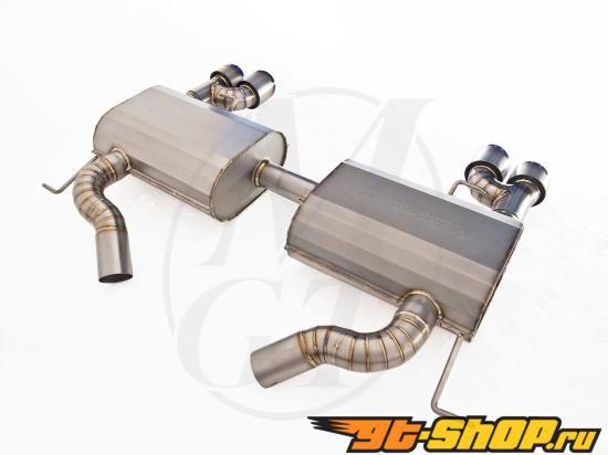 Meisterschaft Титан GT Racing выхлоп 4x83mm Tips BMW 335i/xi седан / Wagon 06-11