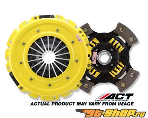 ACT HD Race Sprung 4 Pad  Сцепление  комплект BMW 325 2.5L 92-01