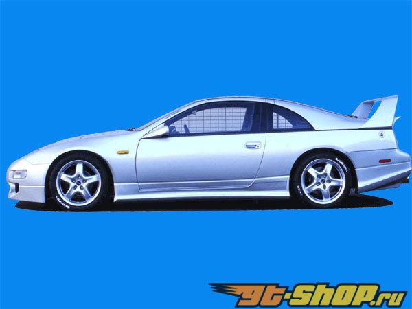 BOMEX Side Step 02 Nissan 300ZX Z32 90-96