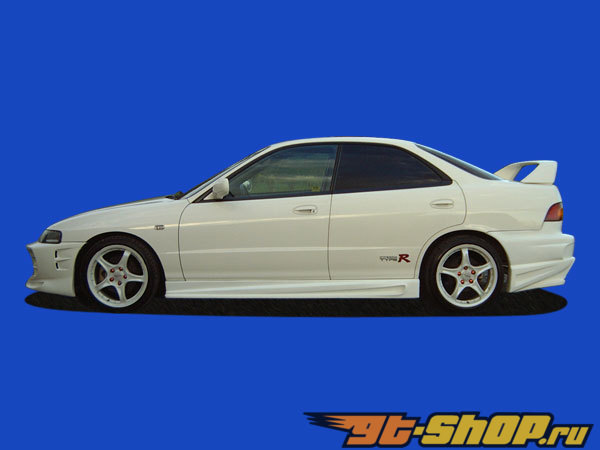 BOMEX Side Step 02 Acura Integra DC1|2 94-01