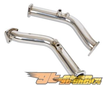 Berk Test pipes - Nissan 350Z 03-06, Infiniti G35 Coupe/седан 02-06