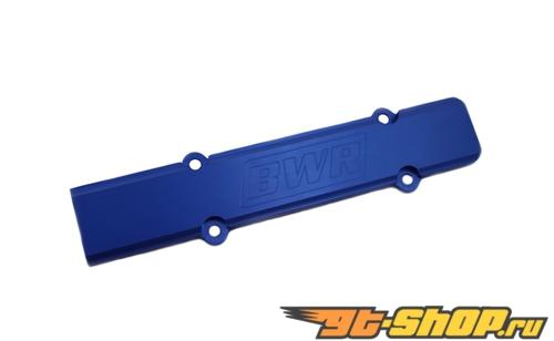 Blackworks Racing Синий Billet B-Series Wire Cover Acura Integra