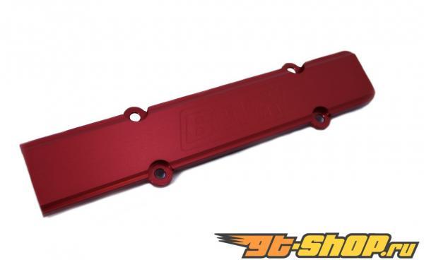 Blackworks Racing Красный Billet B-Series Wire Cover Acura Integra