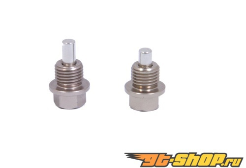 Blackworks Racing Magnetic Oil and Transmission Plug Set Acura Integra