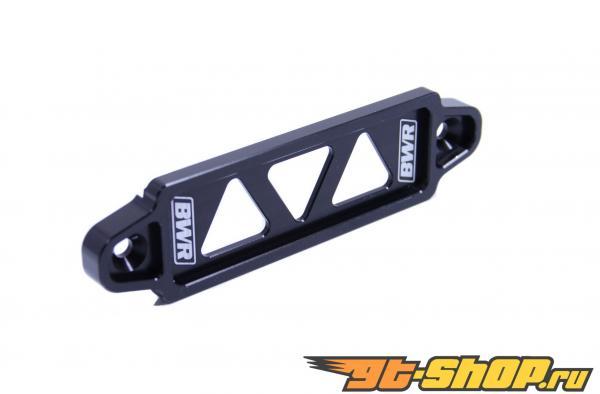 Blackworks Racing Чёрный Billet Battery Tie Down Acura Integra