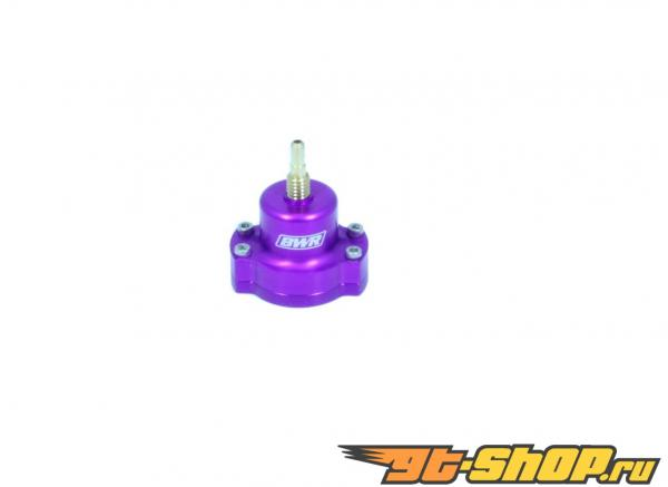 Blackworks Racing Purple Adjustable давления топлива Regulator