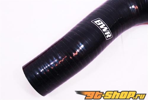 Blackworks Racing Чёрный Комплект патрубков RSX 02-06