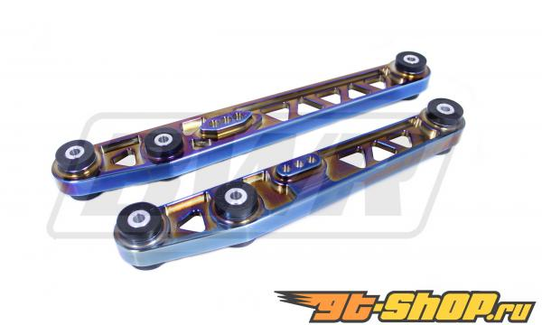 Blackworks Racing Neochrome Billet Lower Control Arm Acura Integra 90-01