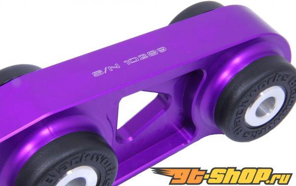 Blackworks Racing Purple Billet Lower Control Arm Acura Integra 90-01