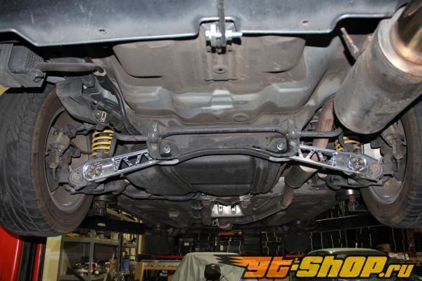 Blackworks Racing Чёрный Billet Lower Control Arm Acura RSX 02-06