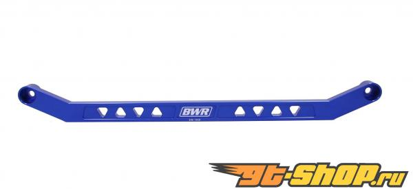 Blackworks Racing Синий Billet задний Tie Bar Acura Integra 94-01