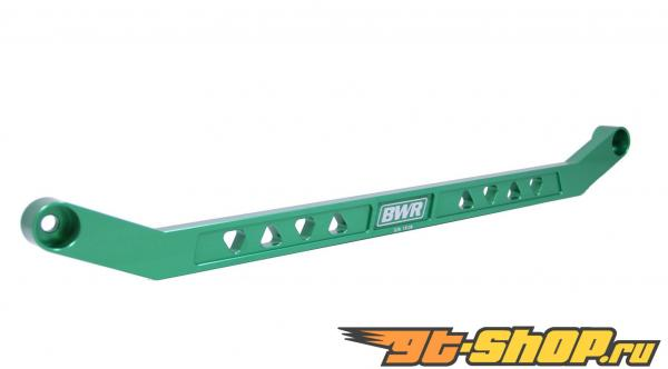 Blackworks Racing Green Billet задний Tie Bar Acura Integra 94-01