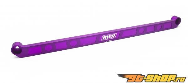 Blackworks Racing Purple Billet задний Tie Bar Acura Integra 94-01