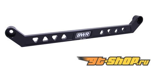 Blackworks Racing Чёрный Billet задний Tie Bar Civic 96-00