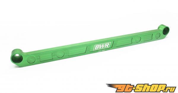 Blackworks Racing Green Billet задний Tie Bar Civic 96-00