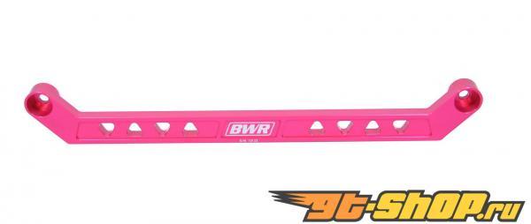 Blackworks Racing Pink Billet задний Tie Bar Civic 96-00