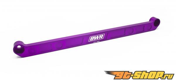 Blackworks Racing Purple Billet задний Tie Bar Civic 96-00